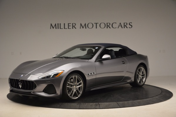 Used 2018 Maserati GranTurismo Sport Convertible for sale Sold at Alfa Romeo of Westport in Westport CT 06880 4