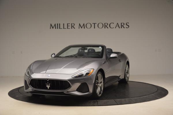 Used 2018 Maserati GranTurismo Sport Convertible for sale Sold at Alfa Romeo of Westport in Westport CT 06880 1