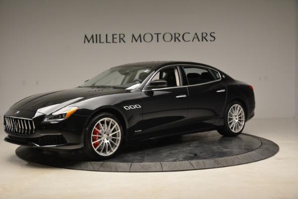 New 2018 Maserati Quattroporte S Q4 GranLusso for sale Sold at Alfa Romeo of Westport in Westport CT 06880 2