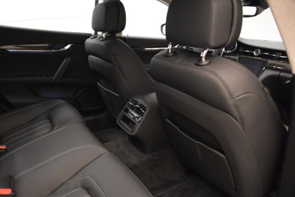 New 2018 Maserati Quattroporte S Q4 GranLusso for sale Sold at Alfa Romeo of Westport in Westport CT 06880 26