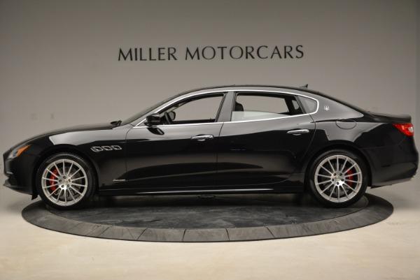 New 2018 Maserati Quattroporte S Q4 GranLusso for sale Sold at Alfa Romeo of Westport in Westport CT 06880 3