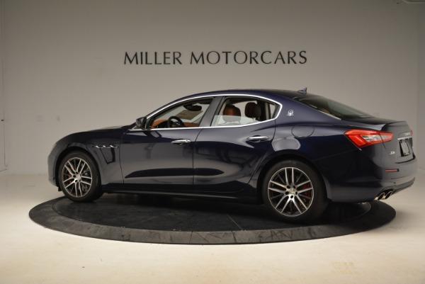 New 2018 Maserati Ghibli S Q4 for sale Sold at Alfa Romeo of Westport in Westport CT 06880 4