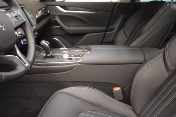 New 2018 Maserati Levante Q4 GranLusso for sale Sold at Alfa Romeo of Westport in Westport CT 06880 14