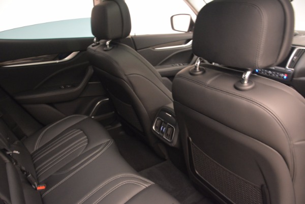 New 2018 Maserati Levante Q4 GranLusso for sale Sold at Alfa Romeo of Westport in Westport CT 06880 23