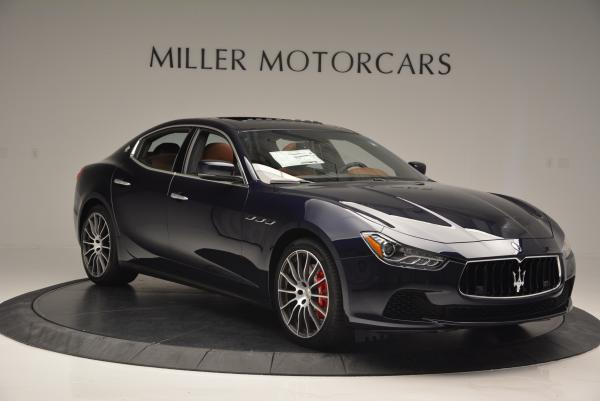 New 2016 Maserati Ghibli S Q4 for sale Sold at Alfa Romeo of Westport in Westport CT 06880 11