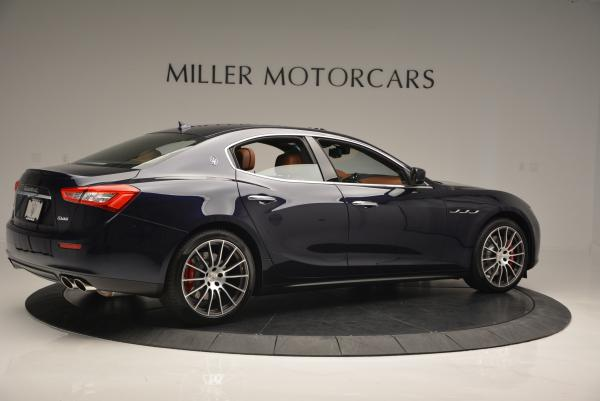 New 2016 Maserati Ghibli S Q4 for sale Sold at Alfa Romeo of Westport in Westport CT 06880 8