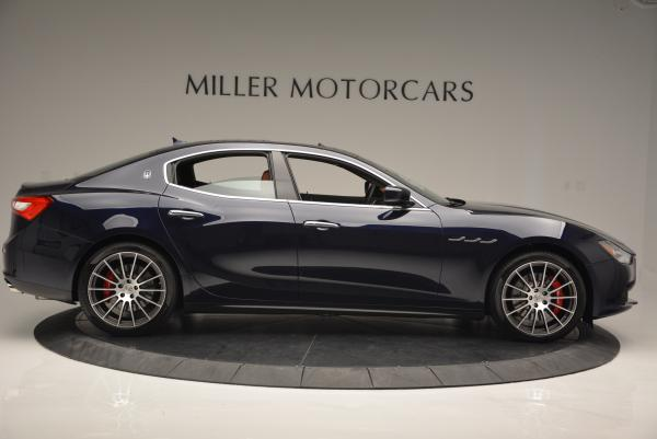 New 2016 Maserati Ghibli S Q4 for sale Sold at Alfa Romeo of Westport in Westport CT 06880 9