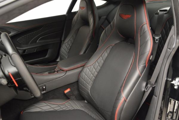 Used 2018 Aston Martin Vanquish S for sale Sold at Alfa Romeo of Westport in Westport CT 06880 16