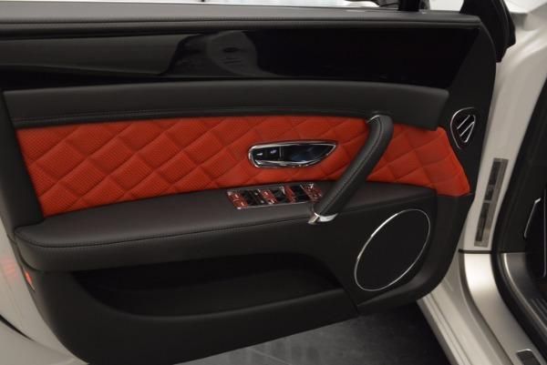 New 2017 Bentley Flying Spur V8 S for sale Sold at Alfa Romeo of Westport in Westport CT 06880 18