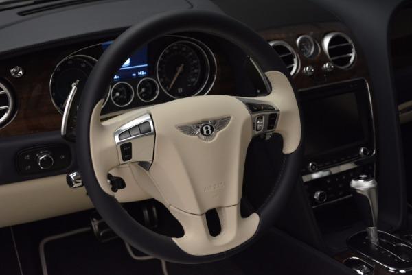 Used 2017 Bentley Flying Spur V8 for sale Sold at Alfa Romeo of Westport in Westport CT 06880 21