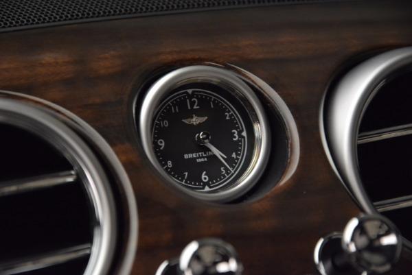 Used 2017 Bentley Flying Spur V8 for sale Sold at Alfa Romeo of Westport in Westport CT 06880 22