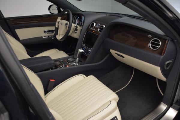 Used 2017 Bentley Flying Spur V8 for sale Sold at Alfa Romeo of Westport in Westport CT 06880 27