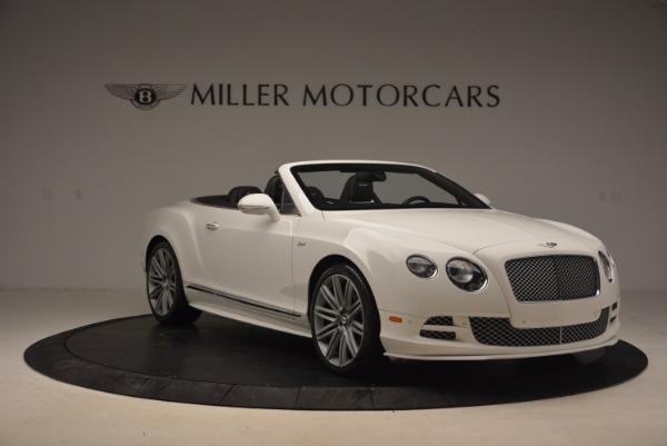 Used 2015 Bentley Continental GT Speed for sale Sold at Alfa Romeo of Westport in Westport CT 06880 11