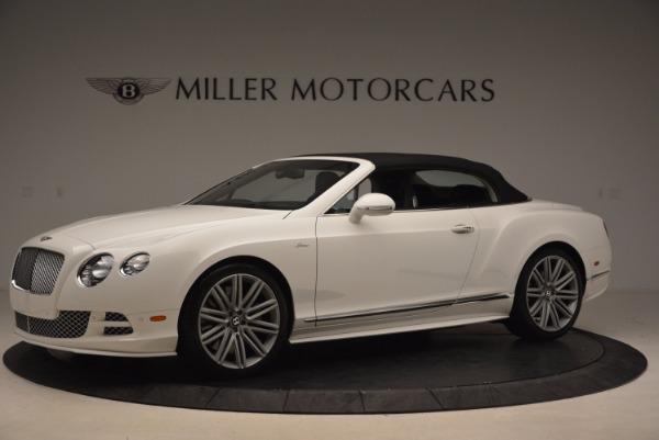 Used 2015 Bentley Continental GT Speed for sale Sold at Alfa Romeo of Westport in Westport CT 06880 14