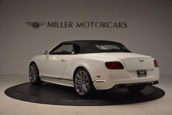 Used 2015 Bentley Continental GT Speed for sale Sold at Alfa Romeo of Westport in Westport CT 06880 16