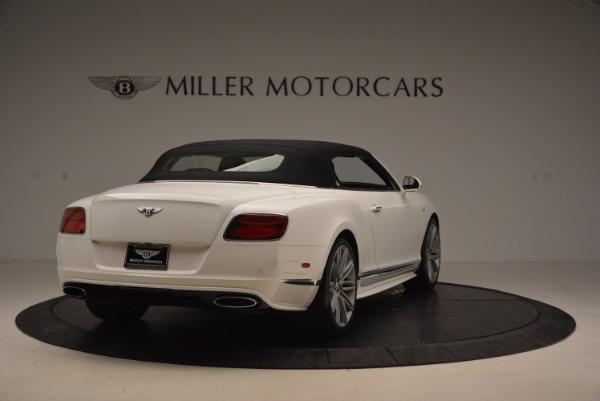 Used 2015 Bentley Continental GT Speed for sale Sold at Alfa Romeo of Westport in Westport CT 06880 19