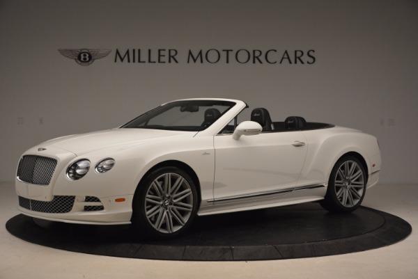 Used 2015 Bentley Continental GT Speed for sale Sold at Alfa Romeo of Westport in Westport CT 06880 2
