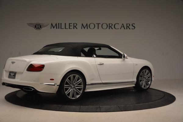 Used 2015 Bentley Continental GT Speed for sale Sold at Alfa Romeo of Westport in Westport CT 06880 20