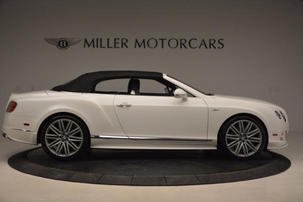 Used 2015 Bentley Continental GT Speed for sale Sold at Alfa Romeo of Westport in Westport CT 06880 21