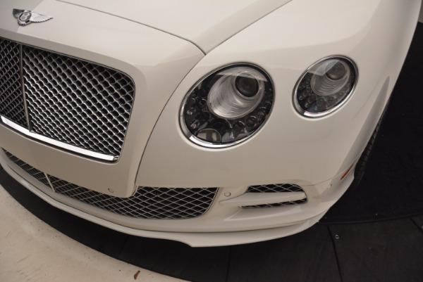 Used 2015 Bentley Continental GT Speed for sale Sold at Alfa Romeo of Westport in Westport CT 06880 26