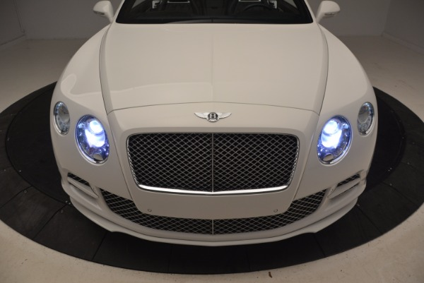 Used 2015 Bentley Continental GT Speed for sale Sold at Alfa Romeo of Westport in Westport CT 06880 27