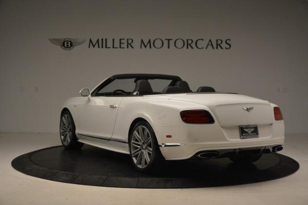 Used 2015 Bentley Continental GT Speed for sale Sold at Alfa Romeo of Westport in Westport CT 06880 5