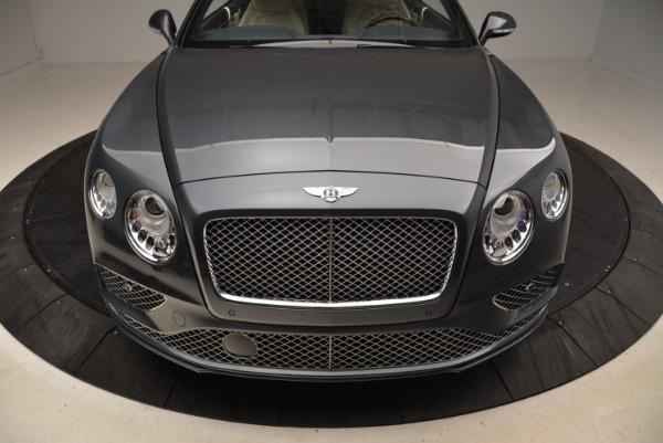 New 2017 Bentley Continental GT Speed for sale Sold at Alfa Romeo of Westport in Westport CT 06880 13