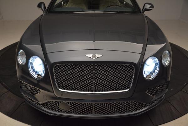 New 2017 Bentley Continental GT Speed for sale Sold at Alfa Romeo of Westport in Westport CT 06880 14