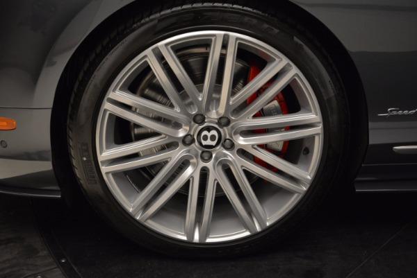 New 2017 Bentley Continental GT Speed for sale Sold at Alfa Romeo of Westport in Westport CT 06880 16