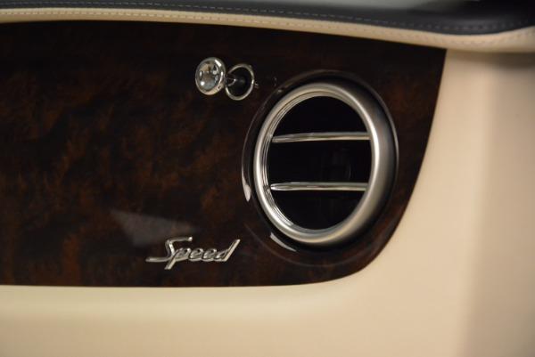 New 2017 Bentley Continental GT Speed for sale Sold at Alfa Romeo of Westport in Westport CT 06880 28
