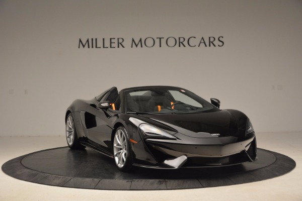 Used 2018 McLaren 570S Spider for sale Sold at Alfa Romeo of Westport in Westport CT 06880 11