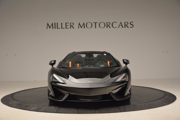 Used 2018 McLaren 570S Spider for sale Sold at Alfa Romeo of Westport in Westport CT 06880 12