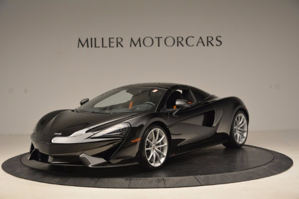 Used 2018 McLaren 570S Spider for sale Sold at Alfa Romeo of Westport in Westport CT 06880 13
