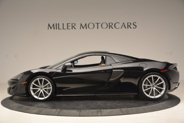 Used 2018 McLaren 570S Spider for sale Sold at Alfa Romeo of Westport in Westport CT 06880 14