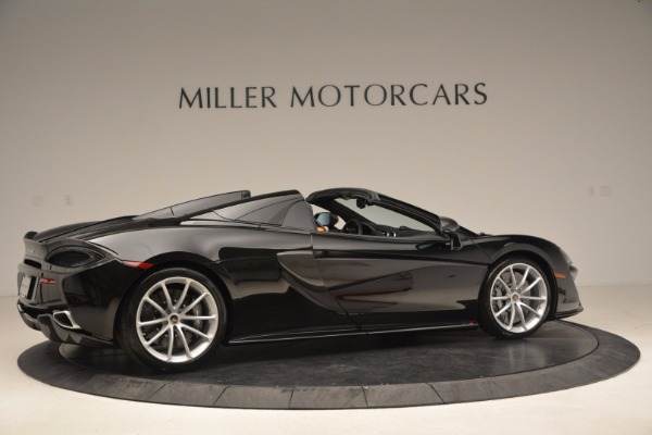 Used 2018 McLaren 570S Spider for sale Sold at Alfa Romeo of Westport in Westport CT 06880 8