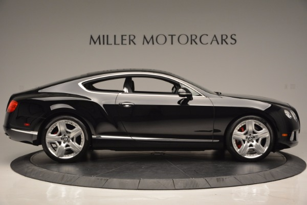 Used 2012 Bentley Continental GT W12 for sale Sold at Alfa Romeo of Westport in Westport CT 06880 7