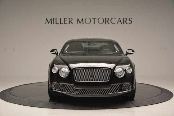 Used 2012 Bentley Continental GT W12 for sale Sold at Alfa Romeo of Westport in Westport CT 06880 9