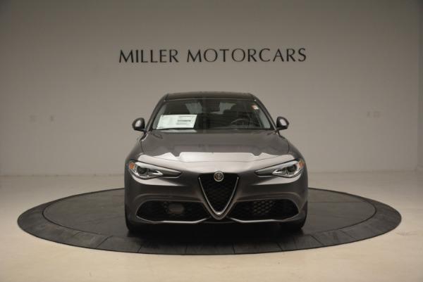 New 2018 Alfa Romeo Giulia Ti Sport Q4 for sale Sold at Alfa Romeo of Westport in Westport CT 06880 12