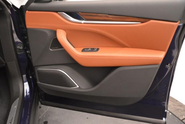 New 2018 Maserati Levante Q4 GranLusso for sale Sold at Alfa Romeo of Westport in Westport CT 06880 19