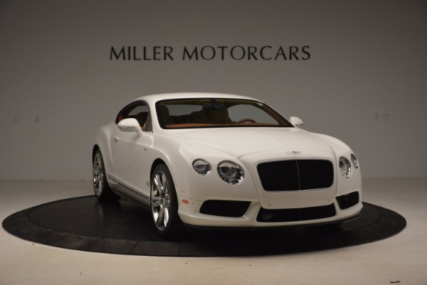 Used 2014 Bentley Continental GT V8 S for sale Sold at Alfa Romeo of Westport in Westport CT 06880 11
