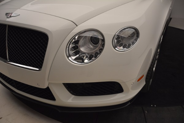 Used 2014 Bentley Continental GT V8 S for sale Sold at Alfa Romeo of Westport in Westport CT 06880 15