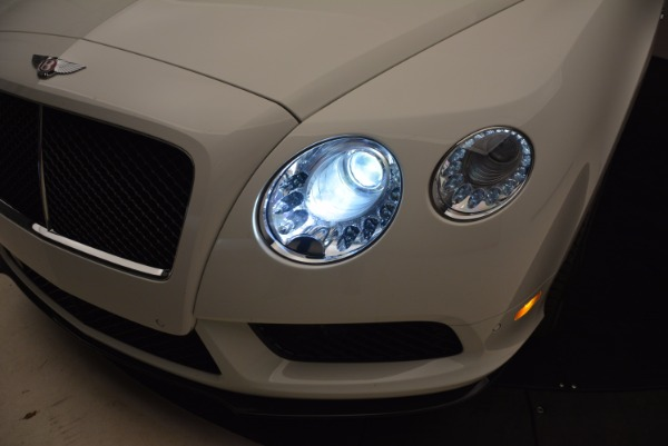 Used 2014 Bentley Continental GT V8 S for sale Sold at Alfa Romeo of Westport in Westport CT 06880 16