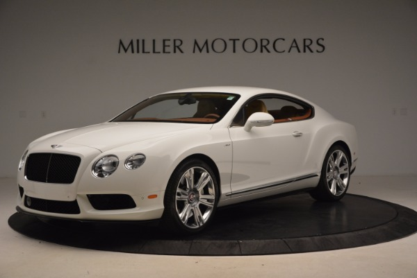 Used 2014 Bentley Continental GT V8 S for sale Sold at Alfa Romeo of Westport in Westport CT 06880 2