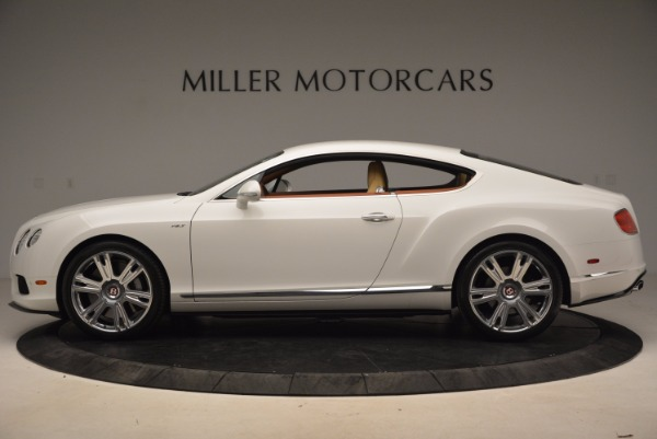 Used 2014 Bentley Continental GT V8 S for sale Sold at Alfa Romeo of Westport in Westport CT 06880 3