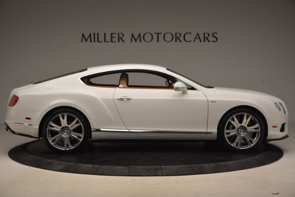 Used 2014 Bentley Continental GT V8 S for sale Sold at Alfa Romeo of Westport in Westport CT 06880 9