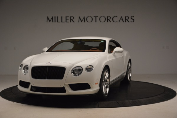 Used 2014 Bentley Continental GT V8 S for sale Sold at Alfa Romeo of Westport in Westport CT 06880 1