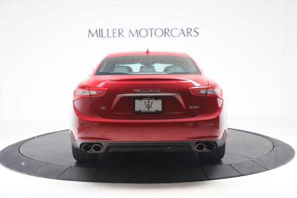 New 2016 Maserati Ghibli S Q4 for sale Sold at Alfa Romeo of Westport in Westport CT 06880 6