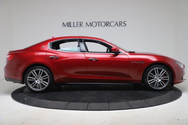 New 2016 Maserati Ghibli S Q4 for sale Sold at Alfa Romeo of Westport in Westport CT 06880 9