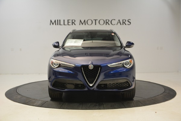 New 2018 Alfa Romeo Stelvio Sport Q4 for sale Sold at Alfa Romeo of Westport in Westport CT 06880 12