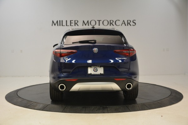 New 2018 Alfa Romeo Stelvio Sport Q4 for sale Sold at Alfa Romeo of Westport in Westport CT 06880 6